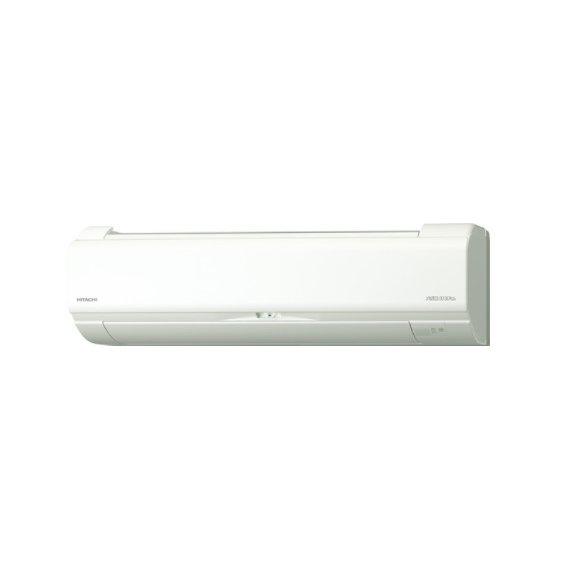 日立ルームエアコン 6畳用メガ暖白くまくん RAS-HK22L 寒冷地向けエアコン