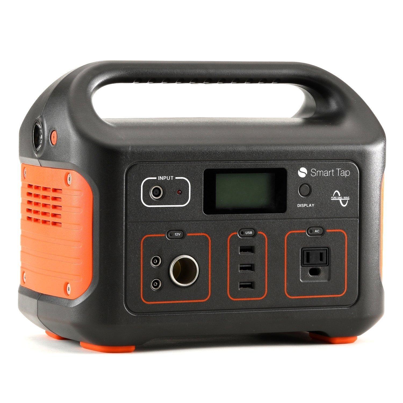 周波数60Hz 626Wh/174,000mAh/3.6V/ 正弦波SmartTap ポータブル電源 PowerArQ