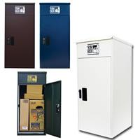 バランスボディ研究所 大容量・据置/置型兼用 宅配ボックスルスネコボックス