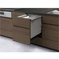 パナソニック ビルトイン食洗機 K8シリーズNP-45KD8A