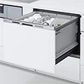 パナソニック ビルトイン食洗機 幅60cmワイドタイプNP-60MS8W