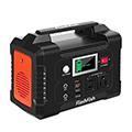 FlashFish ポータブル電源小型発電機 40800mAh/151Wh