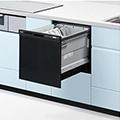 パナソニック ビルトイン食洗機 R9シリーズNP-45RS9K
