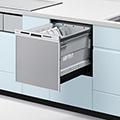パナソニック ビルトイン食洗機 R9シリーズNP-45RS9S