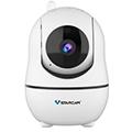 家庭用防犯カメラ 安定感のある有線VSTARCAM「NETWORK CAMERA」
