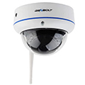 家庭用防犯カメラ 広範囲に撮影可能なドーム型GENBOLT「ドーム型 屋内外ワイヤレス防犯カメラ」