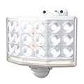 ムサシRITEX 18Wワイド フリーアーム式LEDセンサーライト