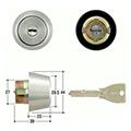 美和ロック(MIWA)玄関ドア防犯鍵PRシリンダー