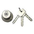 美和ロック(MIWA)玄関ドア防犯鍵U9シリンダー